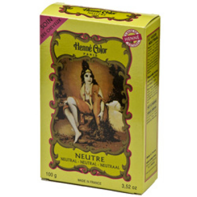 Henna Pulver Neutral (100 gr)