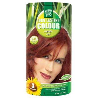 Henna Plus 7.46 Hårfarve Kobber Rød