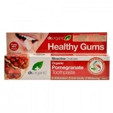 Dr. Organic Pomegranate Tandpasta (100 ml)