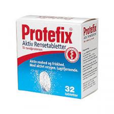 Protefix Aktiv Rensetabletter