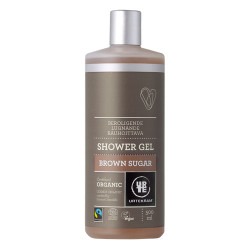 Urtekram Brown Sugar Shower Gel Ø (500 ml)