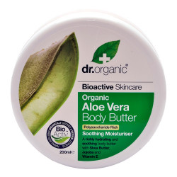 Dr. Organic Aloe Vera Body Butter (200 ml)
