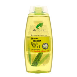 Dr. Organic Tea Tree Bath & Shower (250 ml)