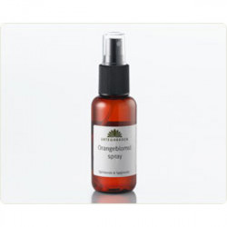 Urtegaarden Orangeblomst Spray (100 ml)