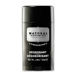 Natural Grooming Deodorant Stick Duftfri (80 gr)