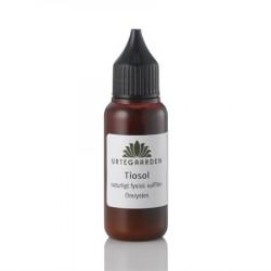 Urtegaarden Tiosol (30 ml)