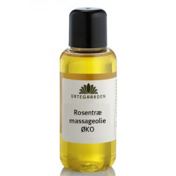 Rosentræ massageolie (100 ml)
