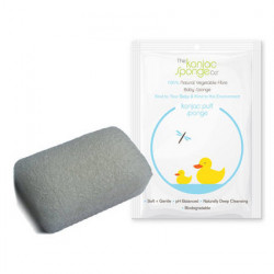 The Konjac Sponge Svamp til Baby (Rectangular)