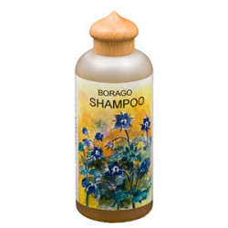 Borago hårshampoo 500 ml.