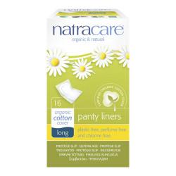 Natracare Trusseindlæg Panty Liner Long (18 stk)