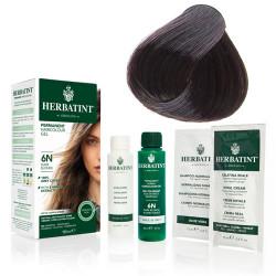 Herbatint 4M hårfarve Mahogany Chestnut - 150 ml.