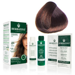 Herbatint 4R hårfarve Copper Chestnut - 135 ml.