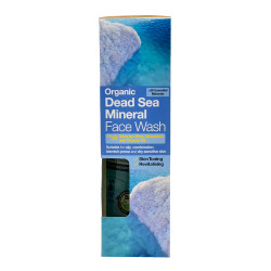 Dr. Organic Face Wash Dead Sea (200 ml)