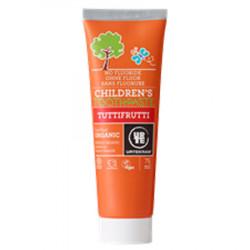 Urtekram Tuttifrutti Tandpasta U. Fluor (75 ml)