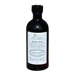 Elizabeth Løvegal Babyolie (100 ml.)
