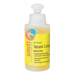 Sonett Tøjvask Color Mynte&Citron (120 ml)