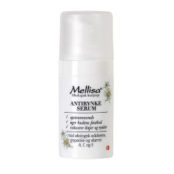 Mellisa Antirynke Serum Ø (15 ml)