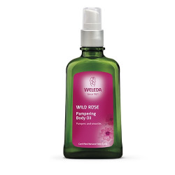 Weleda Wild Rose Body Oil (100 ml)