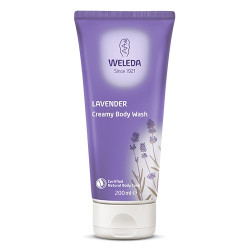 Weleda Lavender Creamy Body Wash (200 ml)