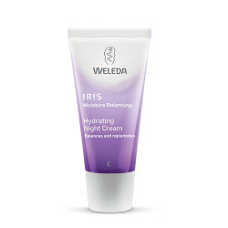 Weleda Hydrating Night Cream Iris (30 ml)