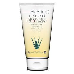 Avivir Aloe Vera Sun Lotion SPF 15 (150 ml)