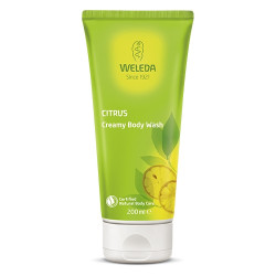 Weleda Citrus Creamy Body Wash (200 ml)