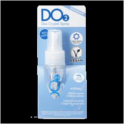Deo Crystal Spray DO2 40 ml.