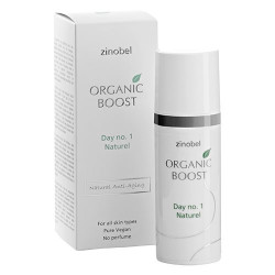 Organic Boost Day no. 1 Fruit Dagcreme (50 ml)