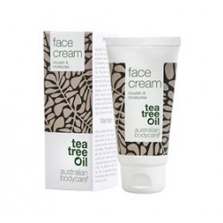 Tea tree oil facial cream ABC 50 ml.