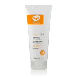 GreenPeople Sun Lotion SPF 15 (200 ml)