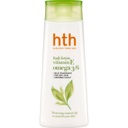 HTH Bodylotion Omega 3/6 (200 ml)