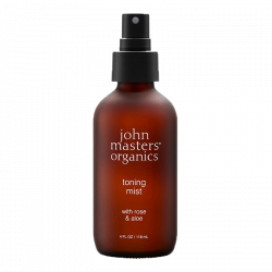 John Masters Organics Toning Mist Rose and Aloe (118 ml)