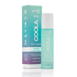 Make-up setting spray SPF 30 tea/aloe Coola