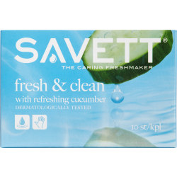 Savett Fresh (10 stk)