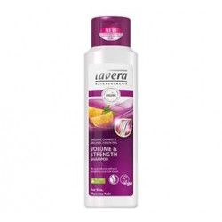 Lavera Volume Shampoo Appelsin & Grøn Te (250 ml)