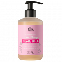 Nordisk Birk Håndsæbe Anti Bacteriel (300 ml)