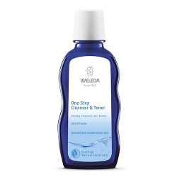 Weleda One-Step Cleanser and Toner (100 ml)